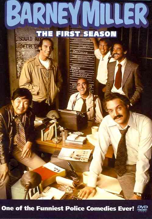 BARNEY MILLER:FIRST SEASON (2 DISCS) BY BARNEY MILLER (DVD)